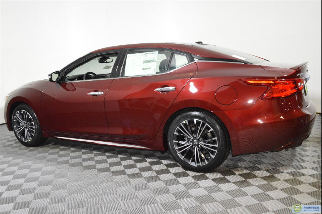 new 2017 nissan maxima 3 5 platinum sedan in brooklyn park. Black Bedroom Furniture Sets. Home Design Ideas