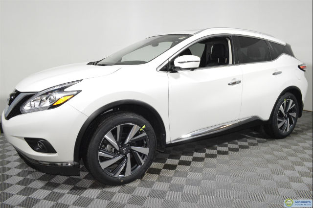 New Nissan Murano Platinum Suv In Brooklyn Park